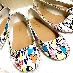 """✨New! """"Let's Get Colorful"""" Ballet Flat by Bamboo"""